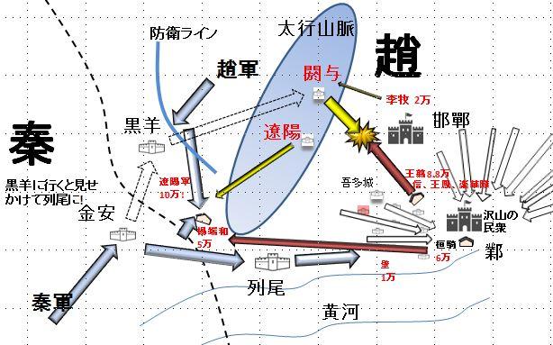 16a9f54cc75aeee1ec824389c24b2fa5 - キングダム第520話のネタバレ予想~地図の解説付