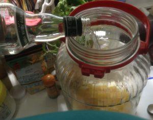IMG 1262 300x236 - 【絶品】リモンチェッロとは?作り方・レシピ比較とおすすめ飲み方