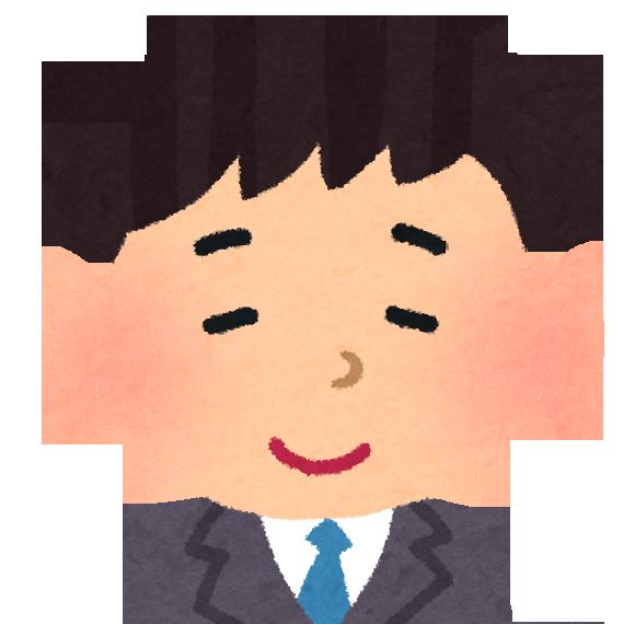 icon business man06 - 有給休暇の取り方、話し方シミュレーション~新入社員・若手社員の方必見!