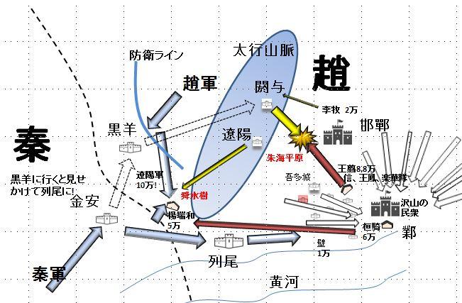 9b752eb0cb291d89c7defc0e123ca0df - キングダム第521話のネタバレ予想~地図の解説付