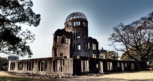 403713771fe123bb02ad466ca7b70558 - The day when the atomic bomb was dropped in Hiroshima from my mother