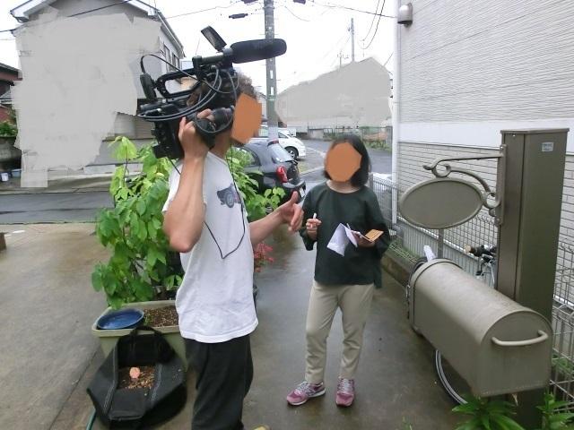 MediaInterview2 - テレビのインタビュー受ける~本ブログでアメリカ向け!【注意点5つ】