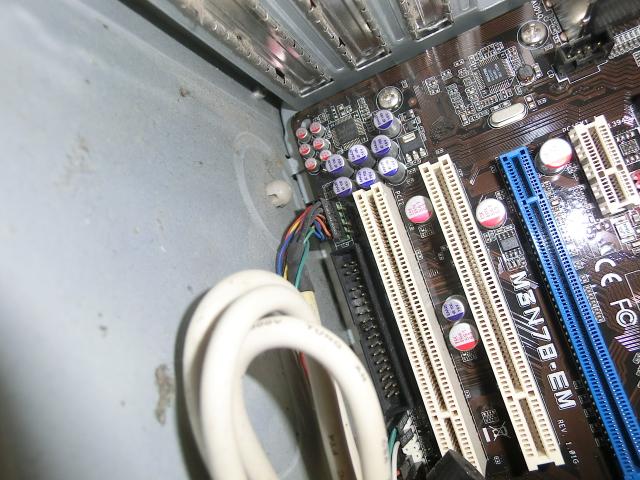 CIMG3903 - PC フリーズ&ブルースクリーンの頻繁~対処の最終手段はクリーニング