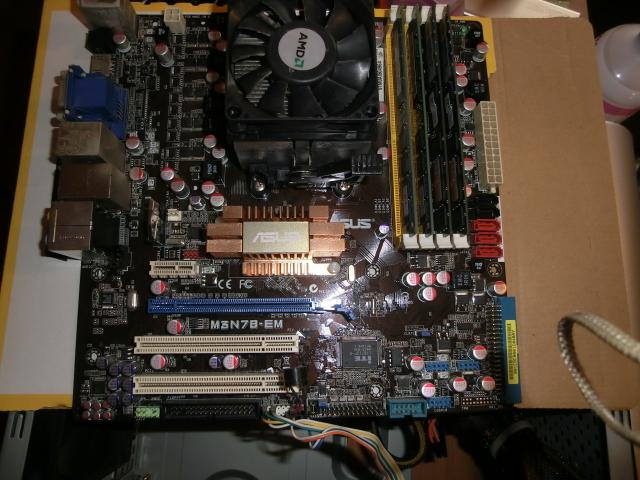 CIMG3910 - PC フリーズ&ブルースクリーンの頻繁~対処の最終手段はクリーニング