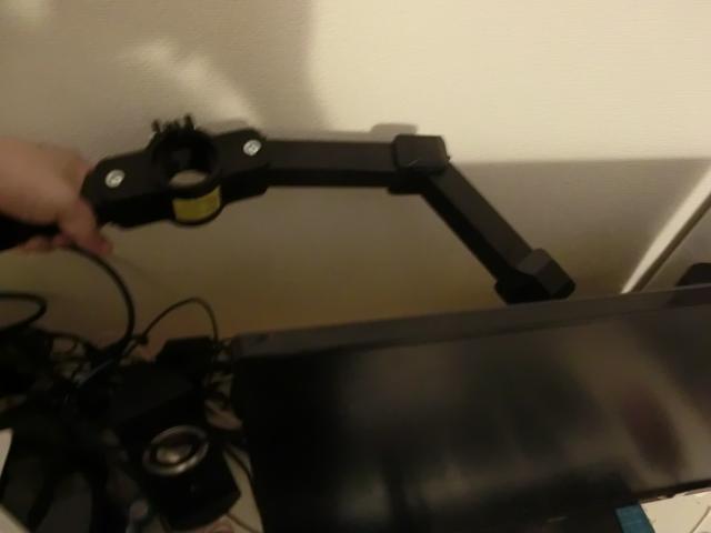 CIMG4087 - PCのデュアルモニター(2つのディスプレイ)の方法とアームの組立て方法