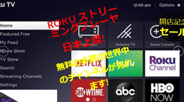 ROKU intro - ROKUの株価と決算~ストリーミング勝者のアメリカ株でテンバーガ狙い