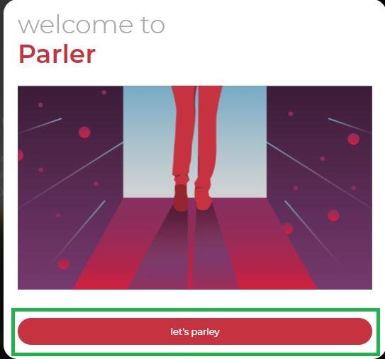 Parler8 - Parlerのアカウントの開設方法~Twitter/Facebookに取って代わるか?